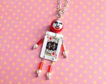 SUPER SALE Little King Of Diamonds Necklace