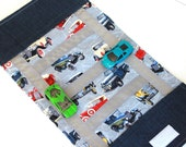 PDF Sewing Pattern for the Billy Car Roll-Up and Play Mat. Travel Game. PDF Pattern. Car Mat. Kids. Boys. Instant Download.
