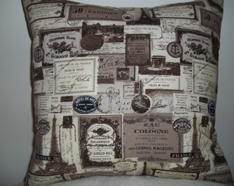 Paris Nights Pillow Covers - Set of 2