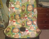 Special order baby swing cover for Amber Anocek