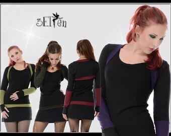 3Elfen Bolero black