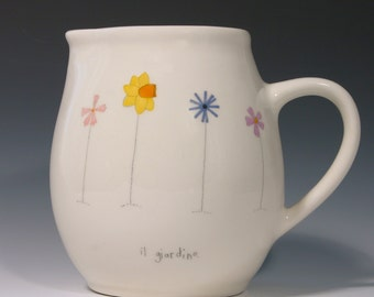il giardino pitcher