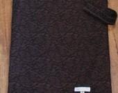medium wetbag - diaper bag - limited edition print - chocolate flowers