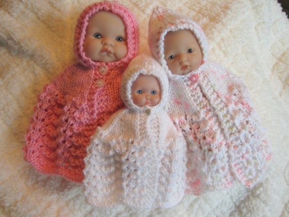 Knitting Patterns Baby Dolls Clothes Free: Baby knitting patterns ...