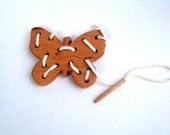 Butterfly Lacing Toy