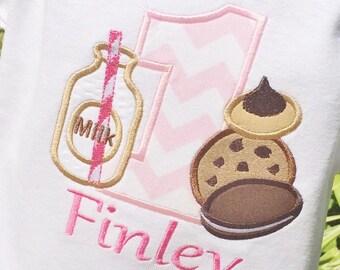 Cookies and Milk Birthday