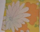 Vintage Sheet Fabric Fat Quarter- Stash Builder