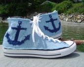 Anchor Knit Chucks, custom colors available