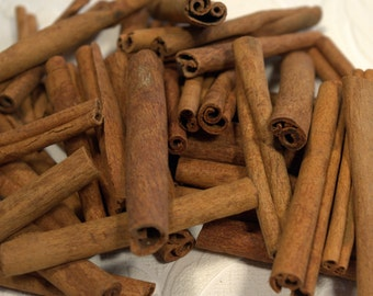 Cinnamon Sticks - 5 oz- 2 3/4 inch - crafting -cooking