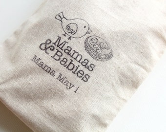 Mamas & Babies - a Montessori matching game of animal grown ups and babies