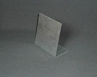 "DIY Magnetic Board, DIY Magnet Board, Rustic Magnet Board,  Freestanding, Unfinished Magnet Board, 5"" x 7"""
