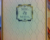 Mr. and Mrs. Card for Amber