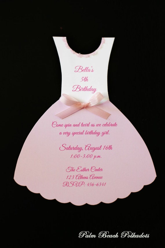 Dance Invitation Ideas as perfect invitations example