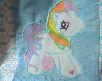 Vintage My Little Pony Hippie Skirt