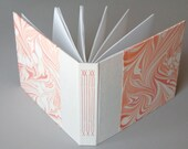 Marbled Photo Album in Pink