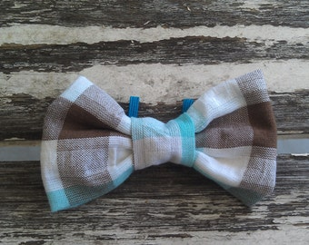 Randall slide-on-collar doggie/kitty bow tie