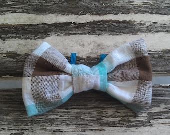 Randall slide-on-collar doggie/kitty bow tie