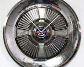 1965 Ford Galaxie and LTD Wall Clock - Galaxy Hubcap