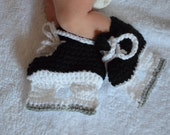 Hockey Booties, NHL skates, Ice Skate Booties, Baby shower, Ice skates Customize