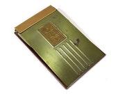 Vintage Memo Pad Holder