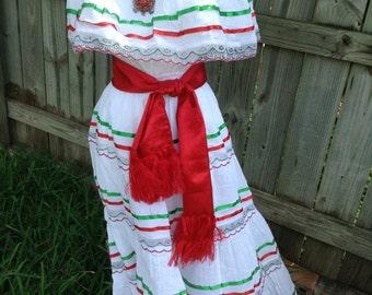 "Gorgeous ""Fiesta"" Gauze Outfit"