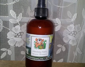 Monkey Farts Conditioning Natural Detangler