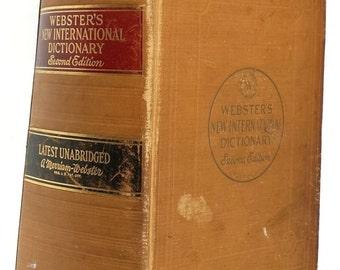 Massive Dictionary 1950