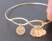 Family Tree Bracelet, Family Tree Jewelry, Family Bracelet, Mom Birthday Gift, Mother Infinity Initial Bracelet Personalized Family Jewelry