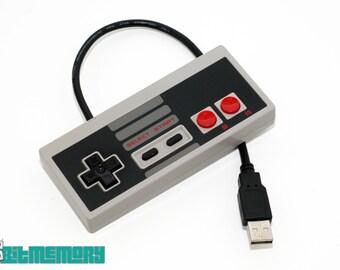 NES Controller Flash Drive