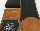 The Pit Boss Guitar Strap