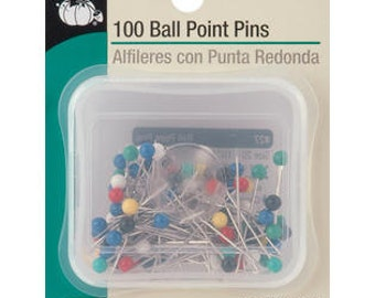 Sewing Straight Pins