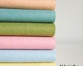 Wool Dream - Wool Blend Felt Sheets - 6 sheets