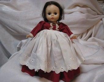 Madame Alexander Doll Marme Alexander Kin Bent Knee Madame Alexander Vintage Doll