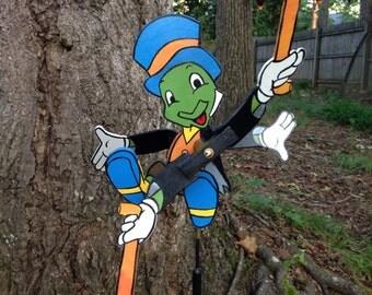 Jiminey Cricket Whirligig