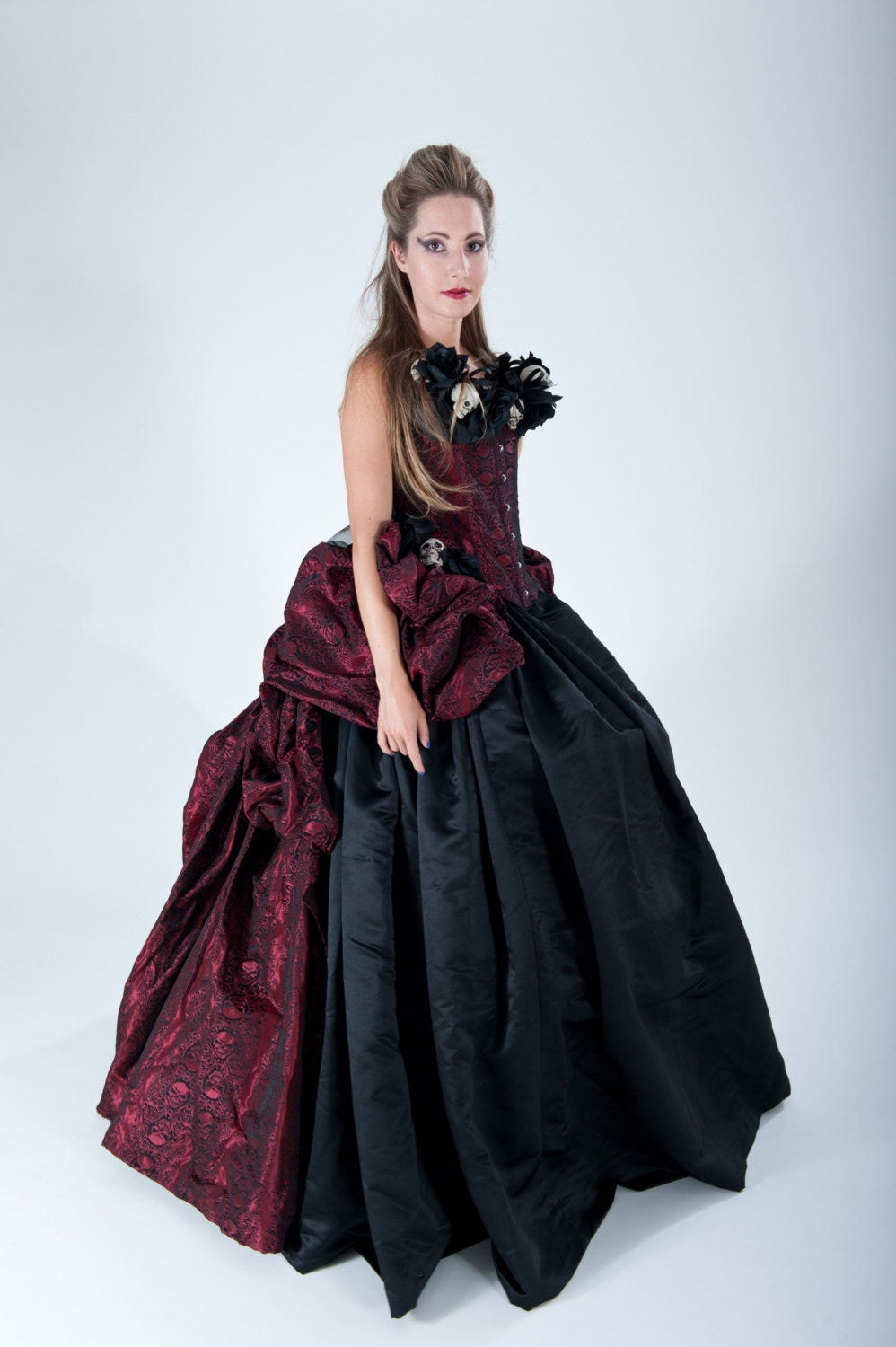 Unavailable Listing on Etsy Voodoo Queen Costume