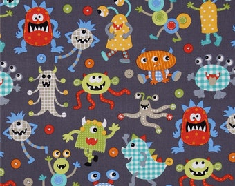 Shopping Cart Cover- TWIN Custom Boutique ( Monster) Shopping Cart Cover
