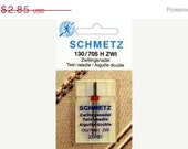 Supply Sale Schmetz 130/705H ZWI Twin Needles