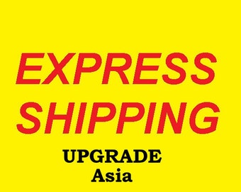 Upgrade to Express Shipping for International Orders - Asia