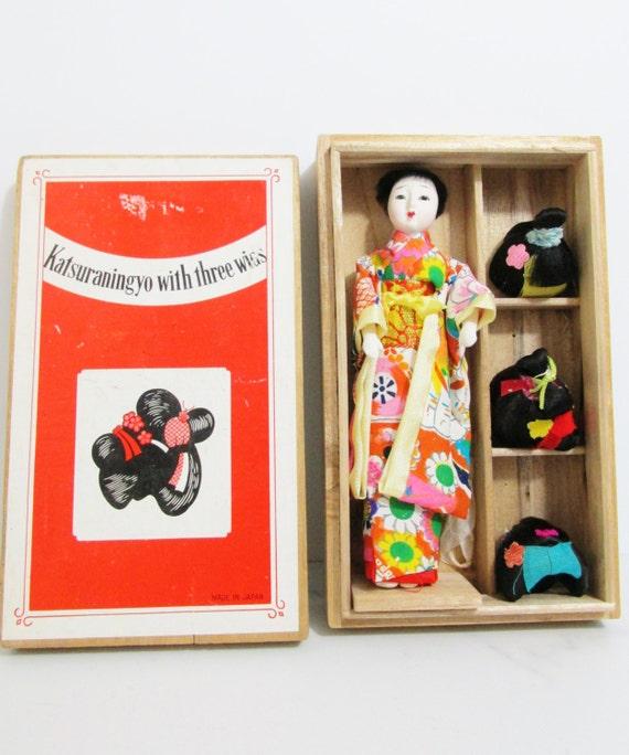 Geisha Doll Wigs 83
