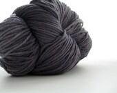 Ash Grey Organic Wool DK 8ply Weight  Ply Yarn 200g (7oz)