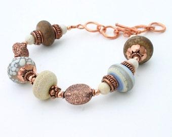 Copper Bracelet for Her