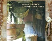 A Simple Life Magazine New Special Home & Garden Issue 2013 New Jill Peterson Primitive Country Americana