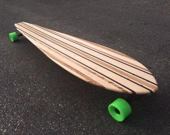 "Longboard 55x12 - Custom Made - ""Arrowhead"""