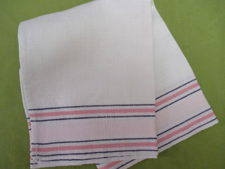 Black Striped Kitchen Towels