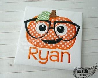 Pumpkin Glasses