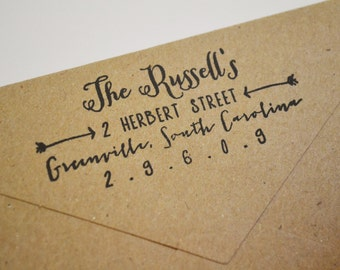 Custom Self-Inking Return Address Stamp