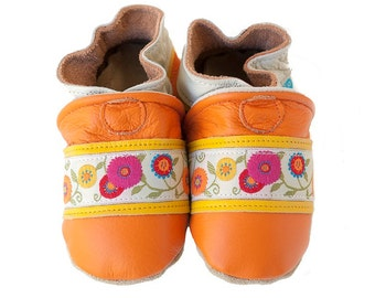 Ilsa (baby shoes in all-natural leather)