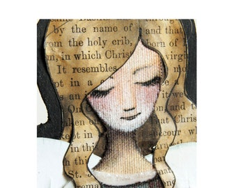 Paperangel Digital Kit - Paperbabe Stamps - For paper crafting and scrapbooking.