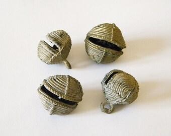 brass bells vintage bells