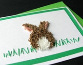 Cotton Tail Note Card
